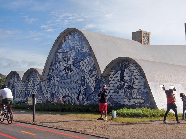 パンプーリャの近代建築群 The W...